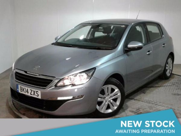 2014 (14) Peugeot 308 1.6 HDi 115 Active 5dr 5 Door Hatchback