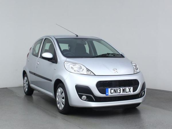 2013 (13) Peugeot 107 1.0 Active 5 Door Hatchback