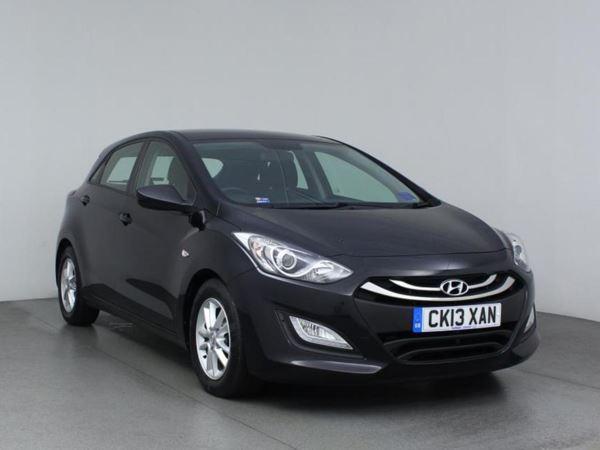 2013 (13) Hyundai I30 1.6 CRDi Blue Drive Active - Bluetooth - Zero Tax - 1 Owner - Parksensors 5 Door Hatchback