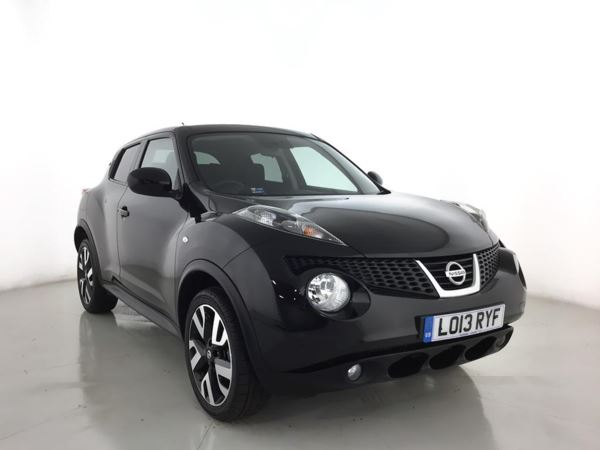 2013 (13) Nissan Juke 1.5 dCi N-Tec 5dr [Start Stop] 5 Door Hatchback