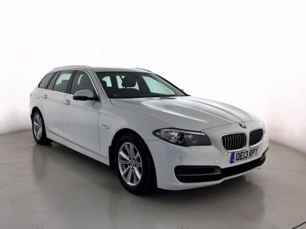 2013 (13) BMW 5 Series 520d SE 5dr 5 Door Estate
