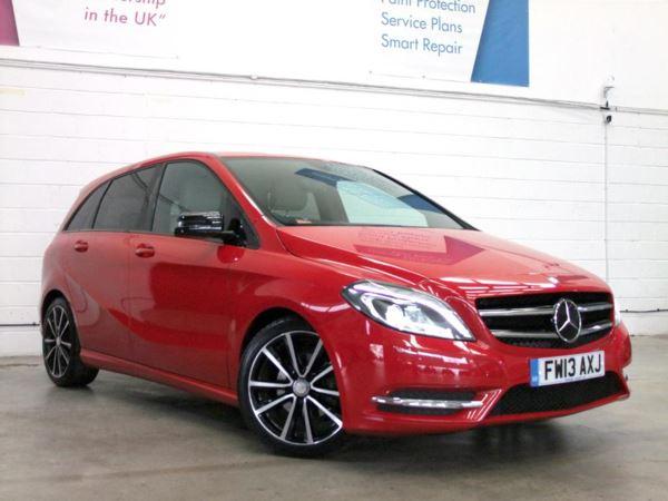 2013 (13) Mercedes-Benz B Class B180 CDI BlueEFFICIENCY Sport Auto - Bluetooth - £30 Tax - 1 Owner 5 Door Hatchback