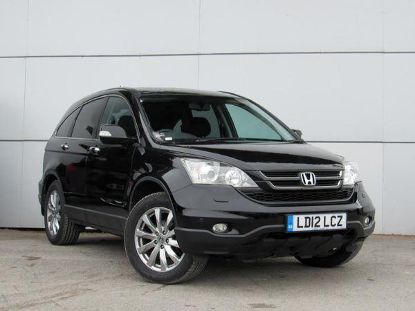 2012 (12) Honda Cr-V 2.2 i-DTEC ES - Leather - 1 Owner - Parksensors - Cruise - Low Miles 5 Door 4x4