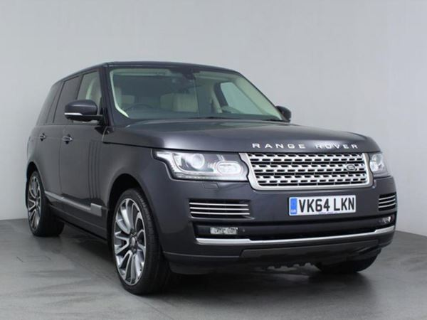 2014 (64) Land Rover Range Rover 3.0 TDV6 Autobiography 8-Speed Auto With Paddle Shift 4 Door 4x4