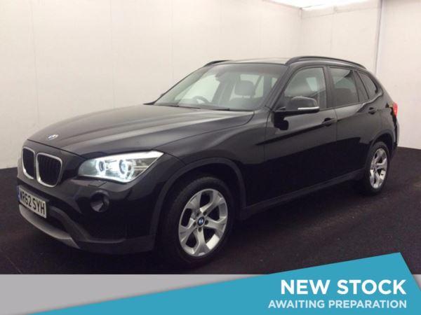 2012 (62) BMW X1 sDrive 20d EfficientDynamics 5dr 5 Door Estate