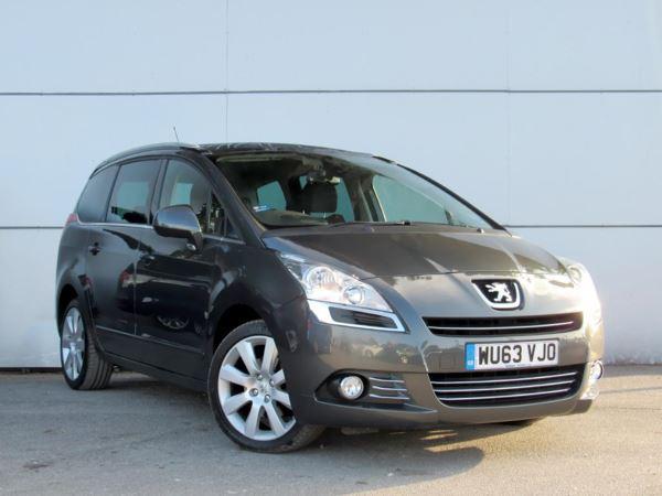 2013 (63) Peugeot 5008 2.0 HDi 150 Allure - MPV 7 Seats 5 Door MPV