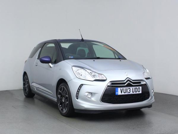 2013 (13) Citroen DS3 1.6 THP DSport - Soft Top - Low Miles - Leather 2 Door Cabriolet