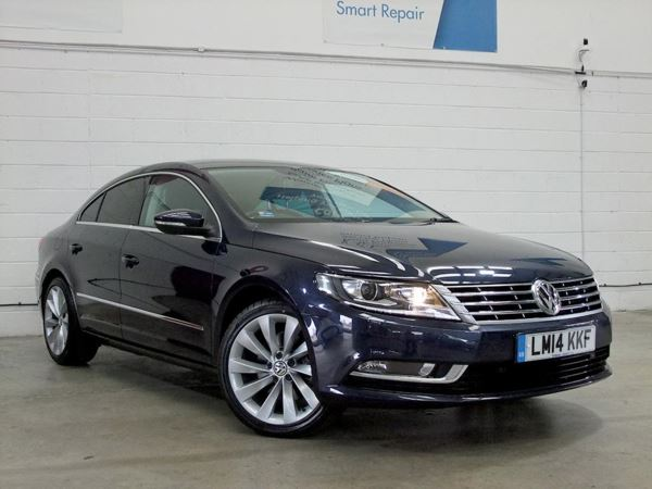 2014 (14) Volkswagen CC 2.0 TDI BlueMotion Tech GT - 4 Door Saloon