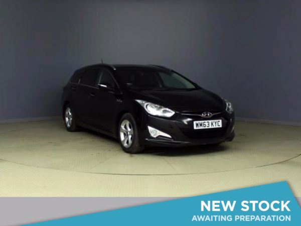 2014 (63) Hyundai i40 1.7 CRDi [136] Blue Drive Premium 5dr 5 Door Estate
