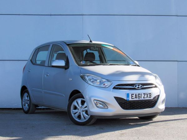 2011 (61) Hyundai I10 1.2 Active - £20 Tax - Aux Mp3 Input - Low Miles 5 Door Hatchback