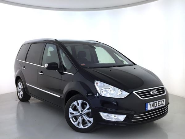 2013 (13) Ford Galaxy 2.0 TDCi 140 Titanium Powershift Auto - MPV 7 Seats 5 Door MPV