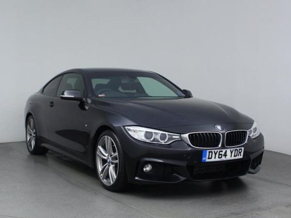 2014 (64) BMW 4 Series 420d M Sport 2 Door Coupe