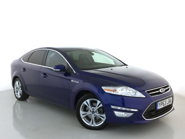 2013 (63) Ford Mondeo 2.0 TDCi 163 Titanium X Business Edition 5dr 5 Door Hatchback