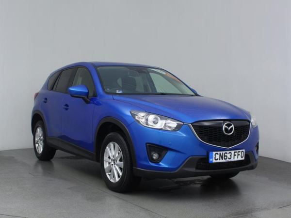 2013 (63) Mazda CX-5 2.2d SE-L 5dr 5 Door Estate