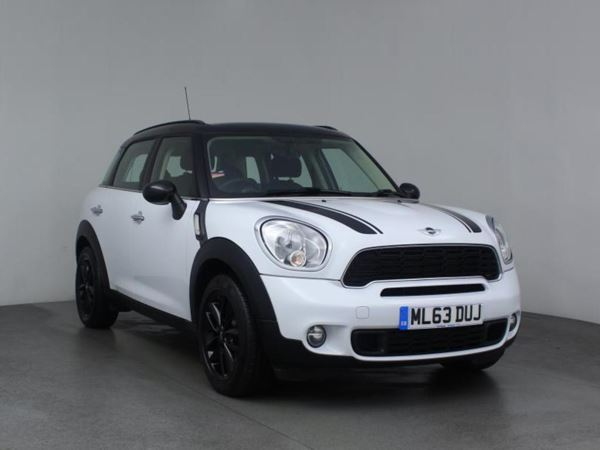 2013 (63) MINI Countryman 2.0 Cooper S D 5dr 5 Door Hatchback