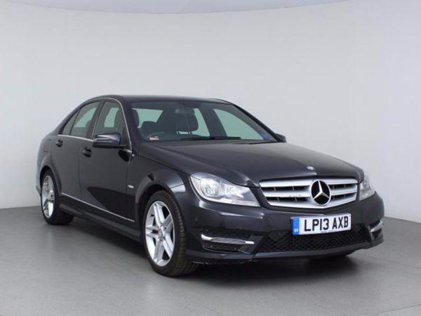 2013 (13) Mercedes-Benz C Class C220 CDI BlueEFFICIENCY AMG Sport Auto - Leather - Bluetooth - 1 Owner - 4 Door Saloon