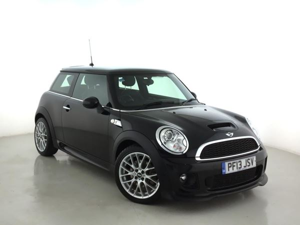 2013 (13) MINI HATCHBACK 1.6 Cooper S 3dr 3 Door Hatchback