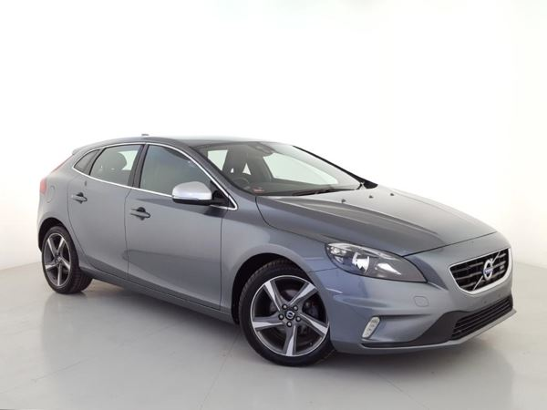 2014 (64) Volvo V40 D2 R DESIGN Nav - Bluetooth - Zero Tax - 1 Owner - Parksensors - Economical 5 Door Hatchback