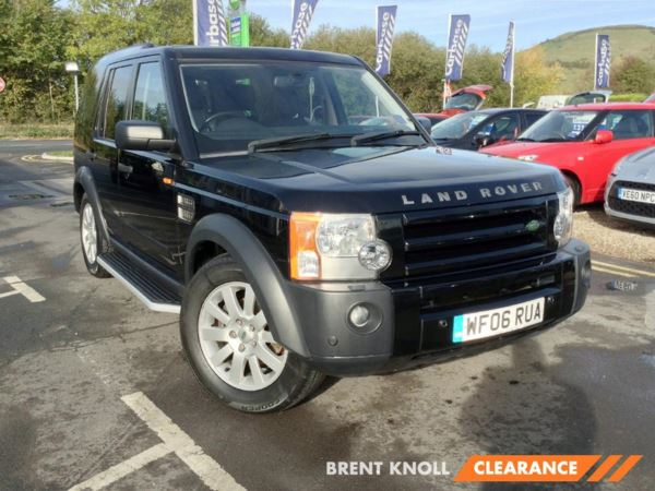 2006 (06) Land Rover Discovery 2.7 Td V6 SE 5 Door 4x4