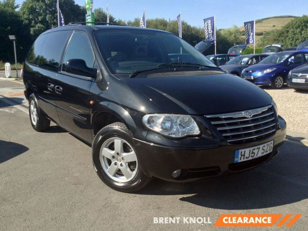 2007 (57) Chrysler Grand Voyager 2.8 CRD Executive Auto - MPV 7 Seats 5 Door MPV