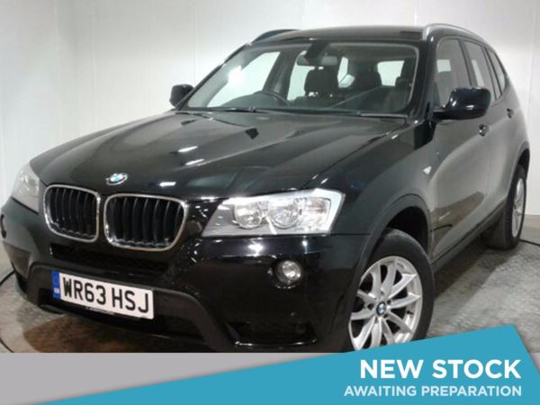 2013 (63) BMW X3 sDrive18d SE 5dr 5 Door Estate