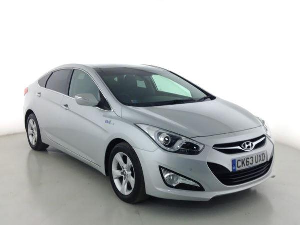 2013 (63) Hyundai i40 1.7 CRDi [136] Blue Drive Premium 4dr 4 Door Saloon