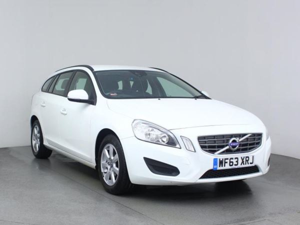 2013 (63) Volvo V60 D2 [115] ES Nav 5dr 5 Door Estate