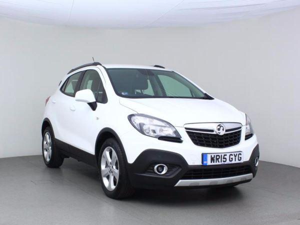2015 (15) Vauxhall Mokka 1.6i Exclusiv - Bluetooth - 1 Owner - Parksensors - DAB - USB 5 Door Hatchback