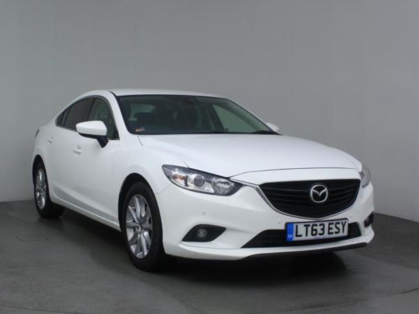 2013 (63) Mazda 6 2.2d SE-L Nav 4dr 4 Door Saloon