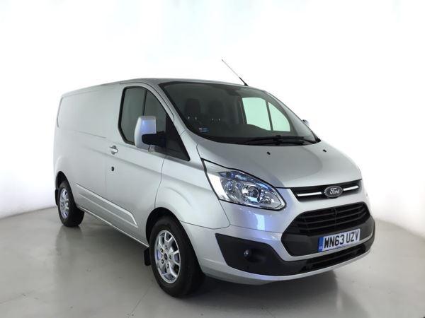 2013 (63) Ford Transit Custom 2.2 TDCi 125ps Low Roof 270 L1 FWD Limited Van Door Panel Van