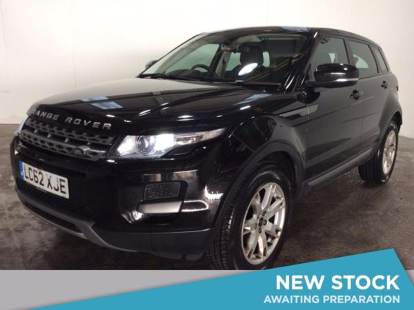 2012 (62) Land Rover Range Rover Evoque 2.2 TD4 Pure 5dr 5 Door Estate