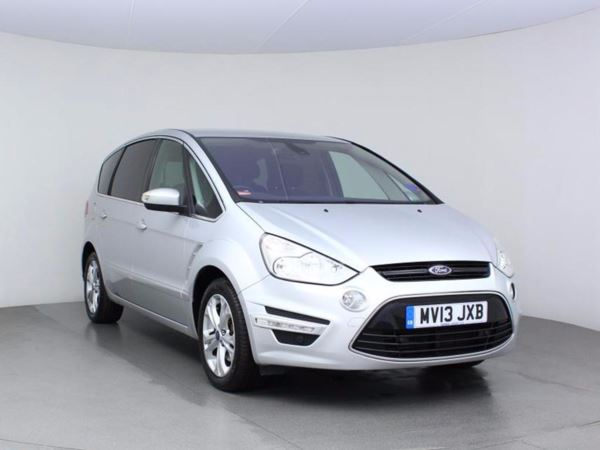 2013 (13) Ford S-MAX 2.0 TDCi 140 Titanium - MPV 7 Seats - £970 Of Extras - 1 Owner 5 Door MPV