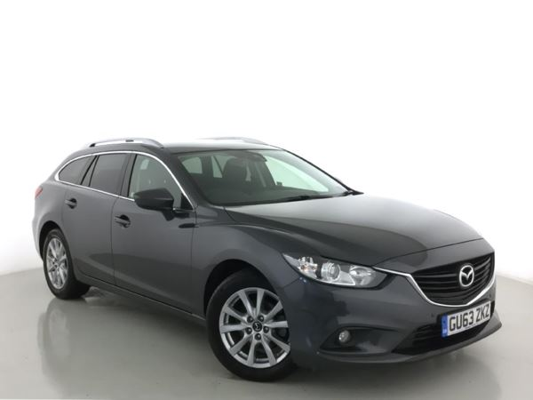 2013 (63) Mazda 6 2.2d SE-L Nav 5dr 5 Door Estate