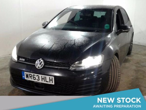 2013 (63) Volkswagen Golf 2.0 TDI GTD 5dr 5 Door Hatchback