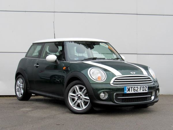 2012 (62) MINI HATCHBACK 1.6 Cooper D London 2012 3dr 3 Door Hatchback