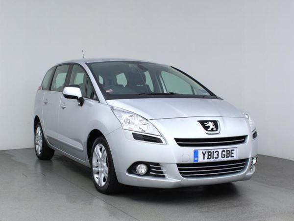 2013 (13) Peugeot 5008 1.6 e-HDi Active EGC Auto - MPV 7 Seats 5 Door MPV