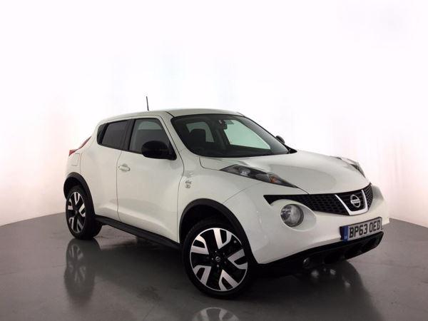 2014 (63) Nissan Juke 1.5 dCi N-Tec 5dr [Start Stop] 5 Door Hatchback