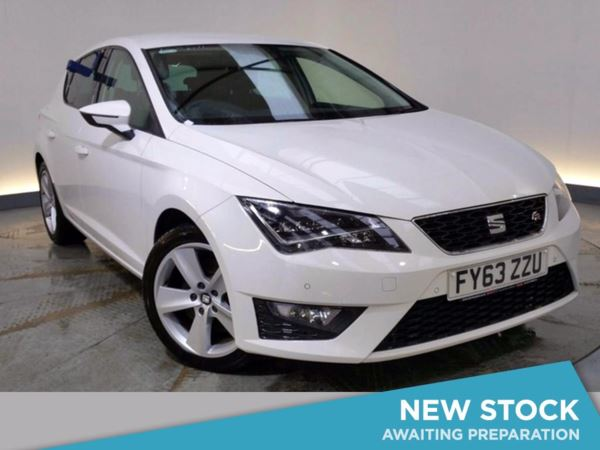 2013 (63) SEAT Leon 2.0 TDI 184 FR 5dr [Technology Pack] 5 Door Hatchback