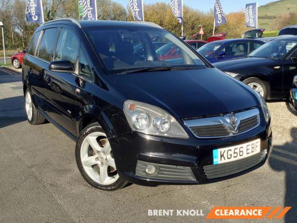 2006 (56) Vauxhall Zafira 1.9 CDTi SRi [150] Auto [Euro 4] 5 Door MPV