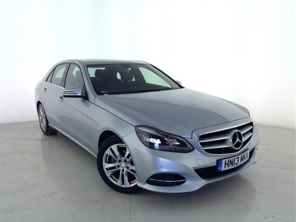 2013 (13) Mercedes-Benz E Class E220 CDI SE 7G-Tronic Auto - Leather - Bluetooth - 1 Owner - Parksensors 4 Door Saloon