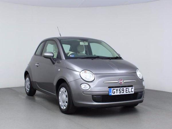 2009 (59) Fiat 500 1.2 Pop - £30 Tax - 2 Owners - Low Insurance - Economical 3 Door Hatchback