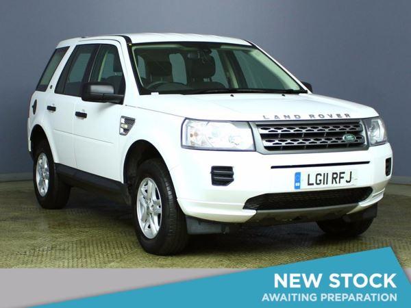 2011 (11) Land Rover Freelander 2.2 TD4 S 5dr 5 Door 4x4