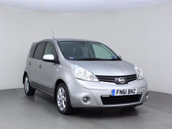2011 (61) Nissan Note 1.5 [90] dCi Tekna - Mini MPV 5 Seats 5 Door MPV