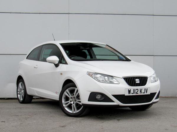 2012 (12) SEAT Ibiza 1.4 SE Copa 3dr 3 Door Hatchback