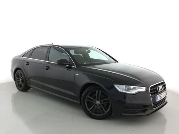 2013 (63) Audi A6 2.0 TDI S Line 4dr Multitronic 4 Door Saloon