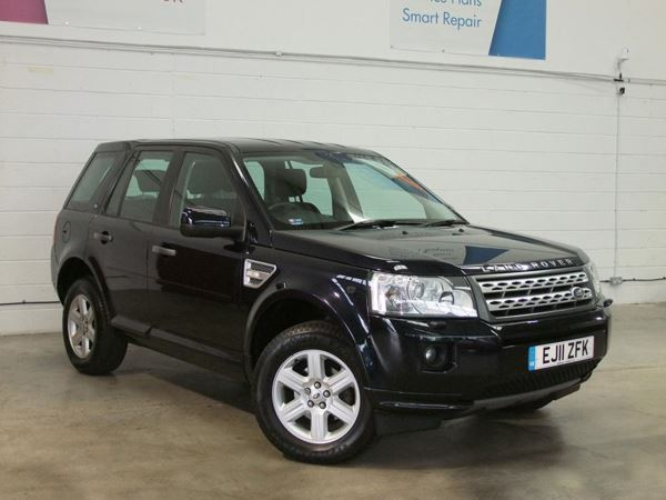 2011 (11) Land Rover Freelander 2.2 SD4 GS Auto - Bluetooth - Parksensors - Cruise - Low Miles - 2 Owners 5 Door 4x4