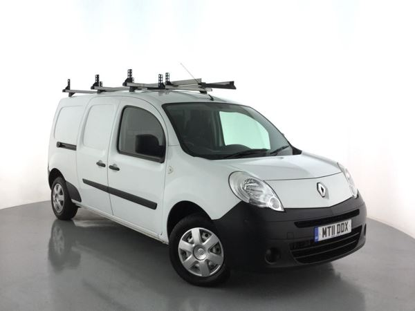 2011 (11) Renault Kangoo LL21dCi 85 Maxi Van Door Panel Van