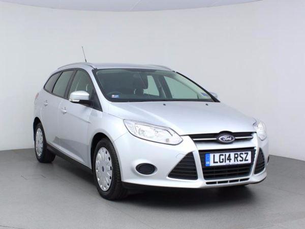 2014 (14) Ford Focus 1.6 TDCi Edge ECOnetic [88g/km] - Zero Tax - 1 Owner - Economical 5 Door Estate