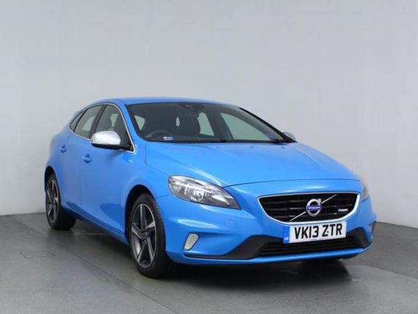2013 (13) Volvo V40 D3 R DESIGN 5 Door Hatchback