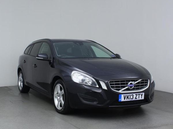 2013 (13) Volvo V60 D4 [163] ES - Sat Nav - Bluetooth - £30 Tax 5 Door Estate